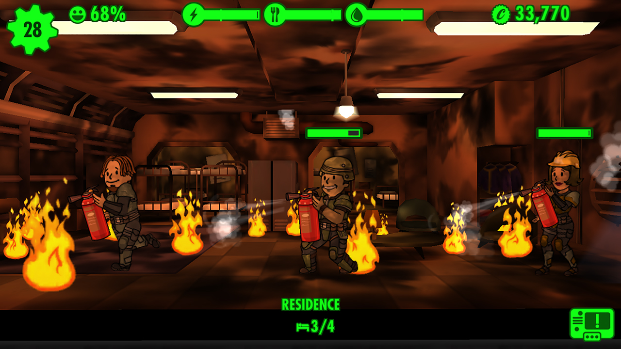 Fallout Shelter (2016) PC | RePack от R.G. Freedom - Скриншот 1