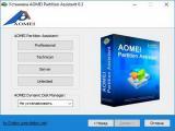 AOMEI Partition Assistant Technician Edition 8.7.0 (2019) РС   RePack by KpoJIuK