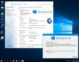 Microsoft Windows 10 Pro-Home 1607 WBF / by Golver 11.2016 2DVD