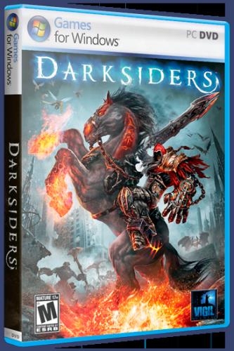 Дилогия Darksiders / Darksiders Dilogy (2010, 2012) [Rus][Eng] [RePack]