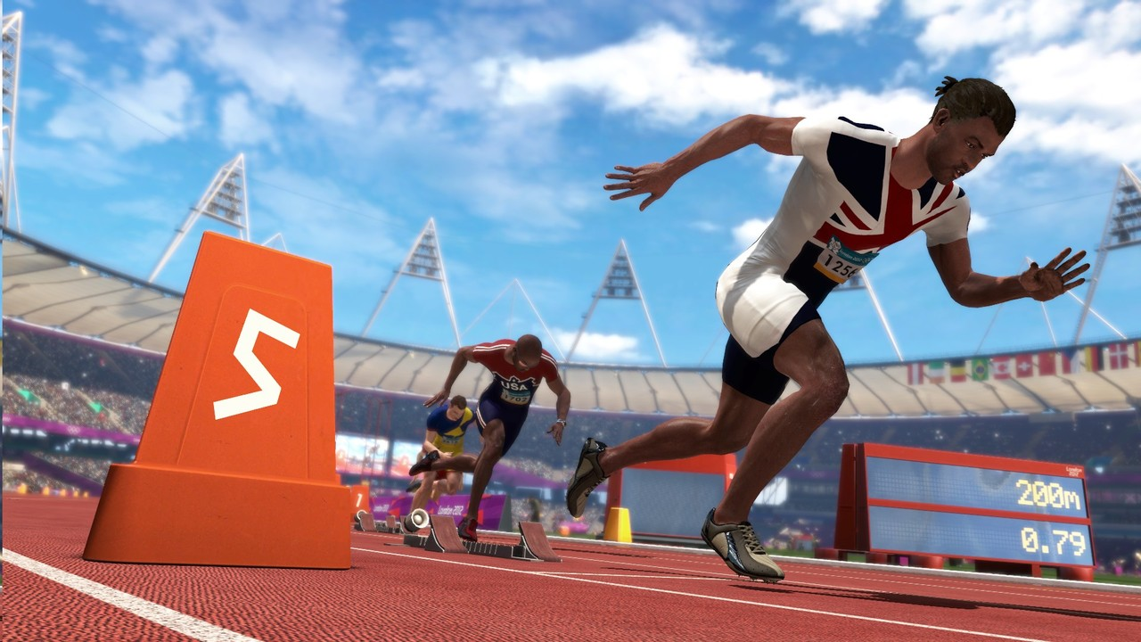حصريا لعبة اولمبياد ابطال لندن London 2012: The Official Video Game of the Olympic Ga