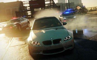 Всем, всем, всем - Need For Speed: Most Wanted существует, и это перезагрузка серии