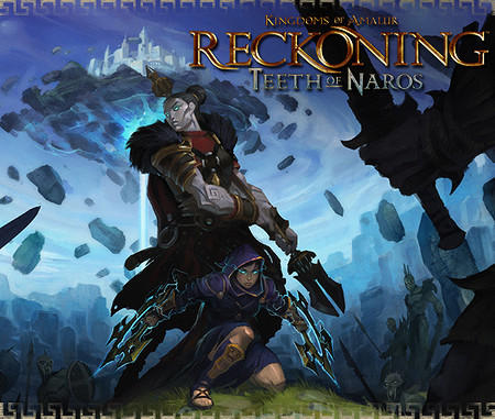 [DLC] Kingdoms of Amalur Reckoning - Downloadable Content Pack (Electronic Arts) (ENG) [RePack]