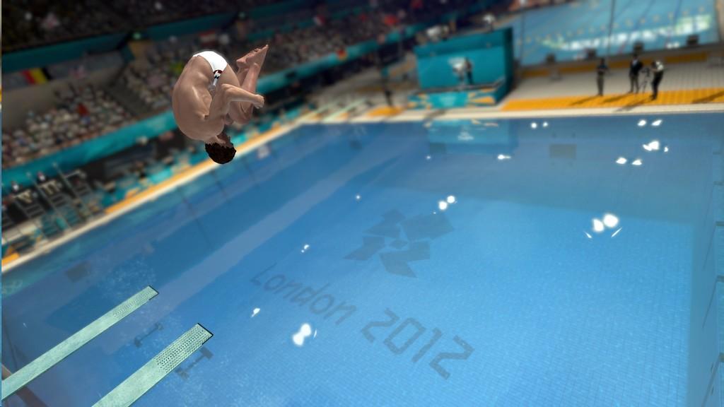 حصريا لعبة اولمبياد ابطال لندن London 2012: The Official