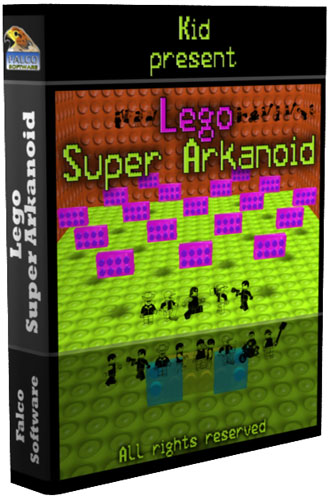Lego Super Arkanoid (2012/PC/Eng)