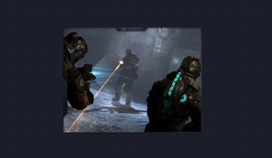 Скриншоты Dead Space 3 – маска, я тебя знаю
