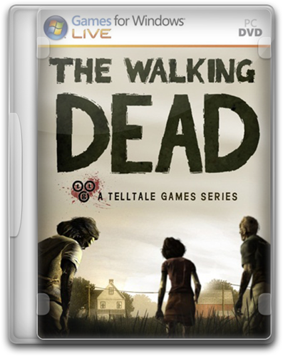 The Walking Dead: The Game. Episode 1 to 2 (Telltale Games) (Rus/Eng) [RePack]