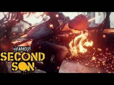TG Mix - Игровые новости! Обзор Second Son