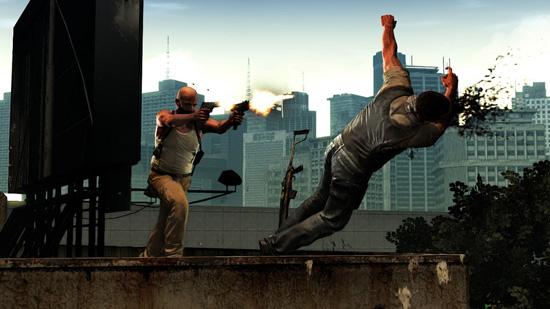 Max Payne 3. Панк-нуар